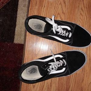 Vans Shoes   Mens Vans Size 4   Poshmark